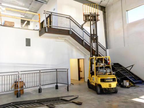bend-steel-supply-custom-handrail-install